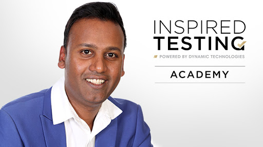 Sastri Munsamy, Executive: Technology and Innovation for Inspired Testing.