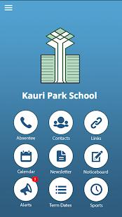 Kauri Park School - náhled
