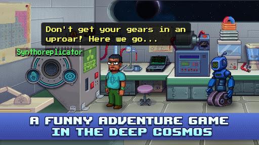 Odysseus Kosmos: Adventure Game android2mod screenshots 2