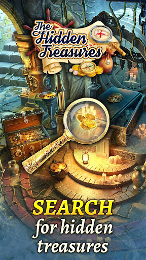 Hidden Treasures: Hidden Object & Match-3 Puzzle 1.11.800 screenshots 1