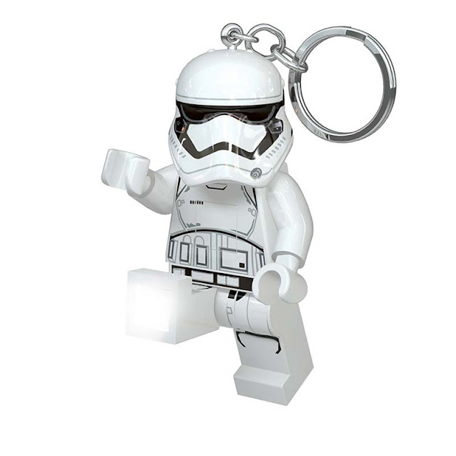 Imagen de Llavero Led Lego® First Order Stormtrooper