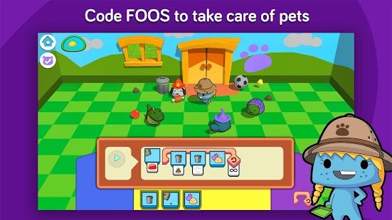 codeSpark Academy & The Foos - náhled
