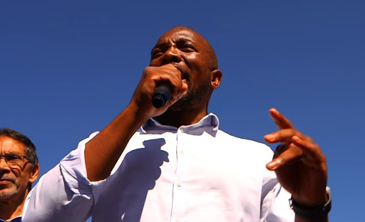 WATCH | 'My Afrikaans is broken!' Mmusi's crime campaign hits the Cape