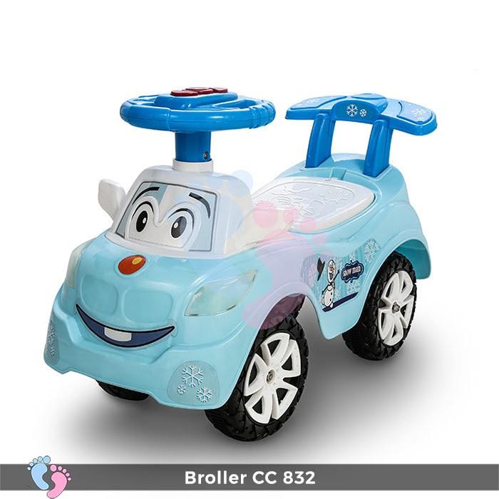 Xe chòi chân Broller CC YH-832 2