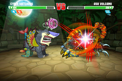Mutant Fighting Cup 2- screenshot thumbnail