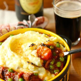 Beef and Guinness Irish Stew.
