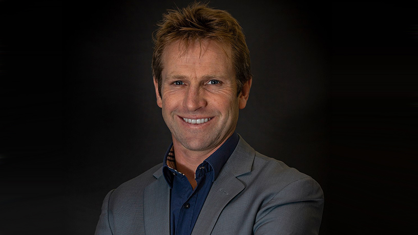 Chris Haw, chairperson of the SOLA Group.