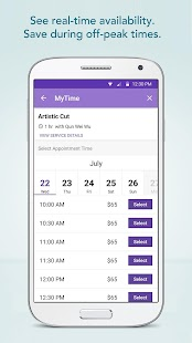 MyTime: Appointments Made Easy Screenshot 3