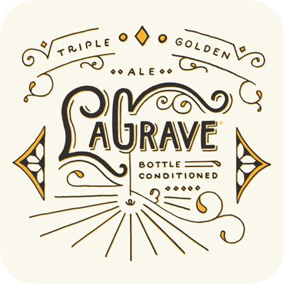 Logo of Troegs LaGrave