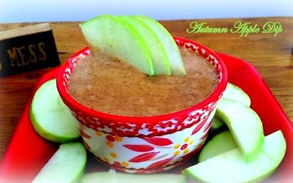 ~ Autumn Apple Dip ~