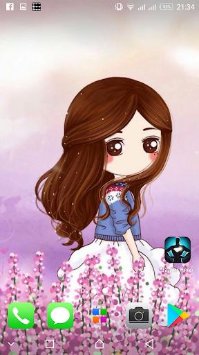 Kawaii Anime Girl Wallpapers Apk Download Apkpure Co