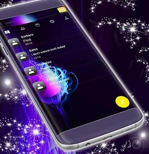 Sms Themes For Samsung Galaxy S6 Edge - náhled
