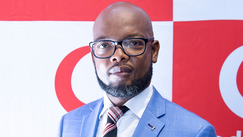 Peter Malebye, managing executive for Vodacom Business IOT.
