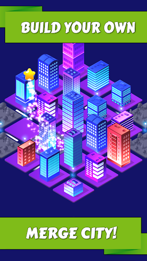 Merge City: idle building game  trampa 5