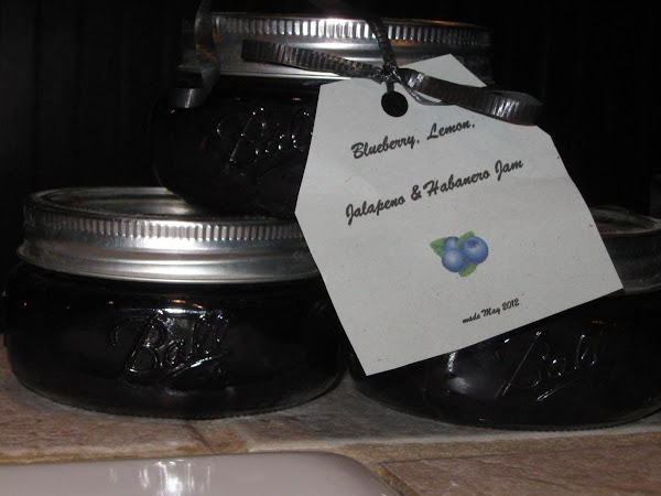 Notes regarding changes & differences: Localkitchenblog.com said that the batch yielded 4 half pints,...