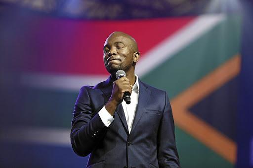 'Mister Clean' Maimane slaan snelbult - SowetanLIVE