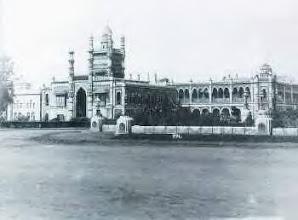 Photo: Chepauk Palace