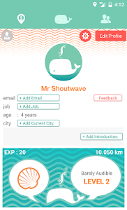 Shoutwave screenshot 3