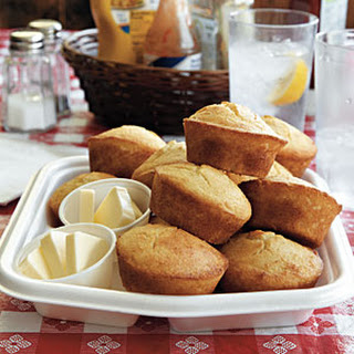 Buttermilk Cornbread Muffins from Weaver D's