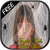 Spider Web Photo Effects