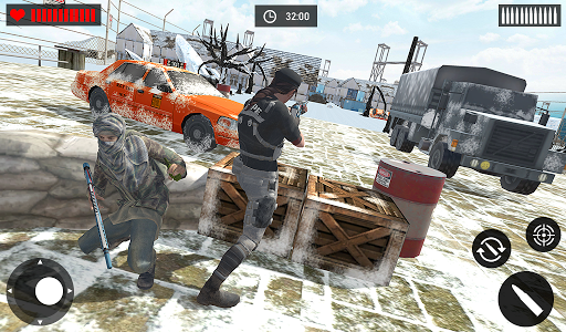 Critical Battle Royale Strike Free Fire Squad Game 1.0 screenshots 10