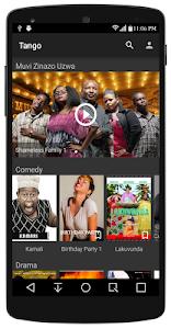 Tango Movies, Bongo & Swahili  Latest Version APK for Android
