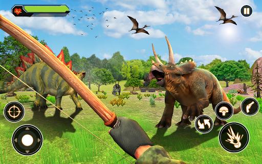 Dinosaurs Hunter Wild Jungle Animals Safari 2 screenshot 3