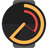 Pujie Black - Wear Watch Face