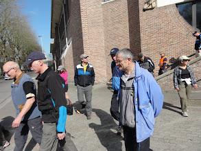 Photo: Voor Jurgen zal het zijn eerste 100 km tocht worden.