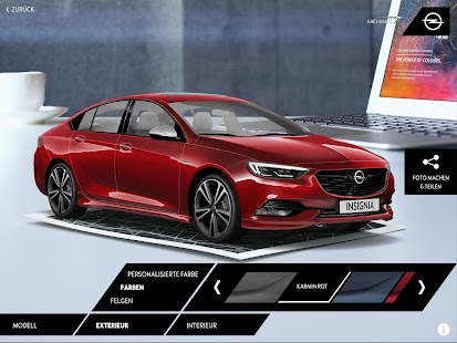 OPEL Exclusive AR – Miniaturansicht des Screenshots