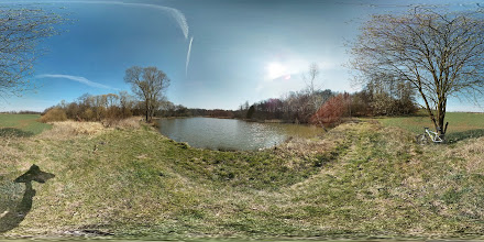 Photo: rybník u obce Ostrá Hora