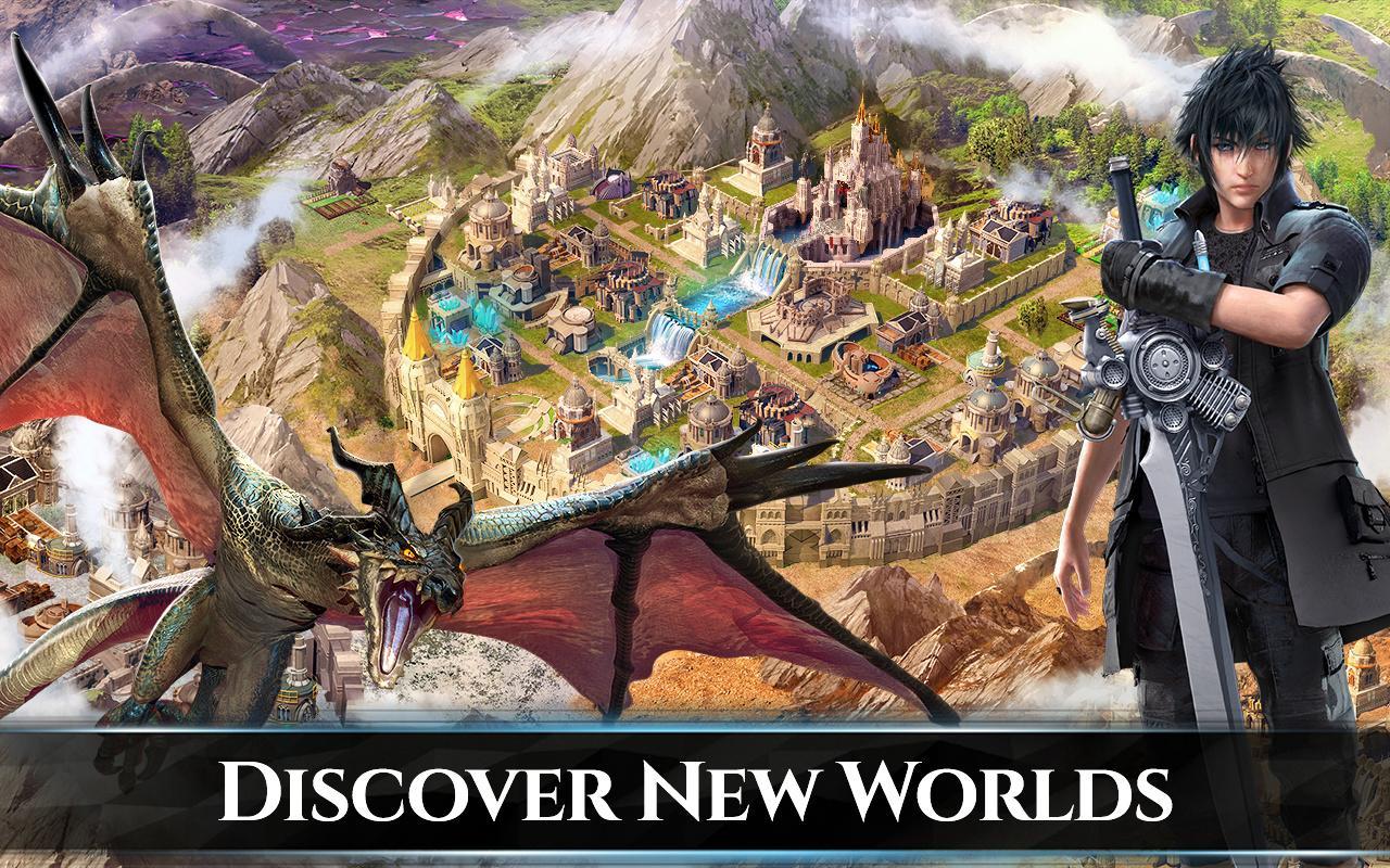 Final fantasy xv a new empire screenshot