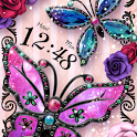 Butterfly Live Wallpaper Trial icon