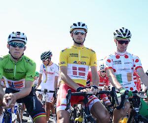 Tour de l'Avenir : un Irlandais s'adjuge la cinquième étape