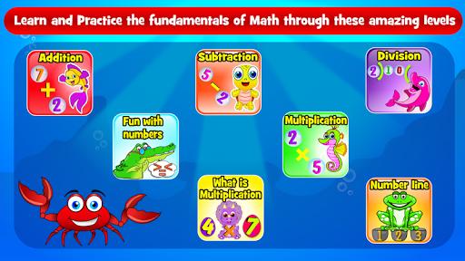 Kids Math Practice Grade 1 2
