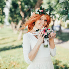 Wedding photographer Kristina Pyatkova (PyatkovaK). Photo of 18.08.2016