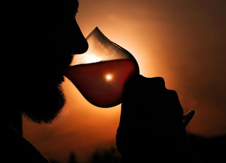 Assaporare in relax al tramonto... di AlfredoNegroni