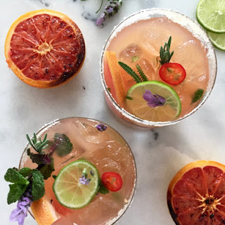 Grapefruit Mojito Recipe - the Gorgeous Hot Cooler with a Kick
