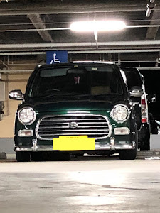 ミラジーノ L700S のカスタム事例画像 山ちゃんさんの2018年12月13日00:57の投稿