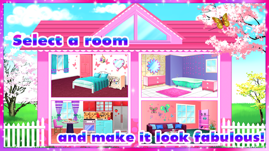 Girly House Decorating Game Android Apps on Google Play