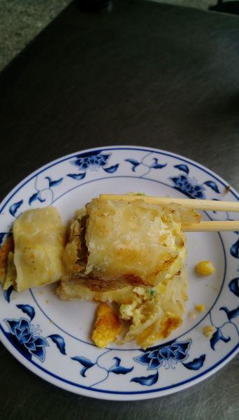 燕笙早點 之 手工蛋餅超好吃 用料實在 又便宜 的好店家