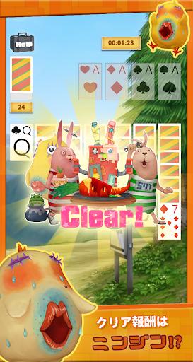 ウサビッチ ソリティアの時間|玩紙牌App免費|玩APPs