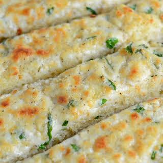 Cheesy Garlic Bread.