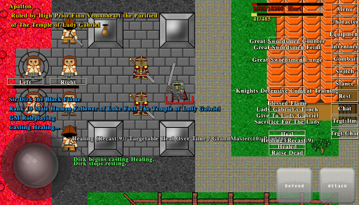 DarkDIRE RPG