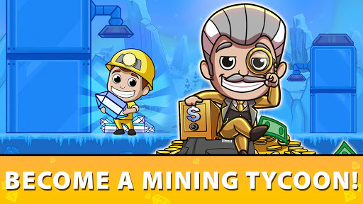Idle Miner Tycoon - Mine Manager Simulator 3.08.0 screenshots 16