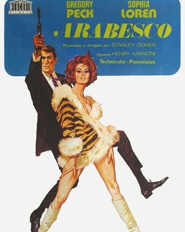 Arabesco (1966, Stanley Donen)