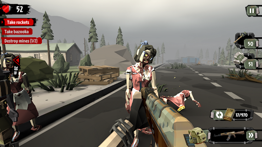 The Walking Zombie 2: Zombie shooter 1.17 de.gamequotes.net 1