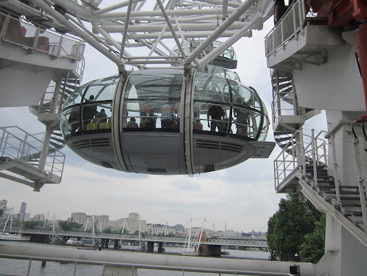 The London Eye di Alexbarbi