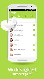 Jongla - Instant Messenger Screenshot 4