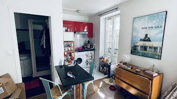 Studio 25,41 m2